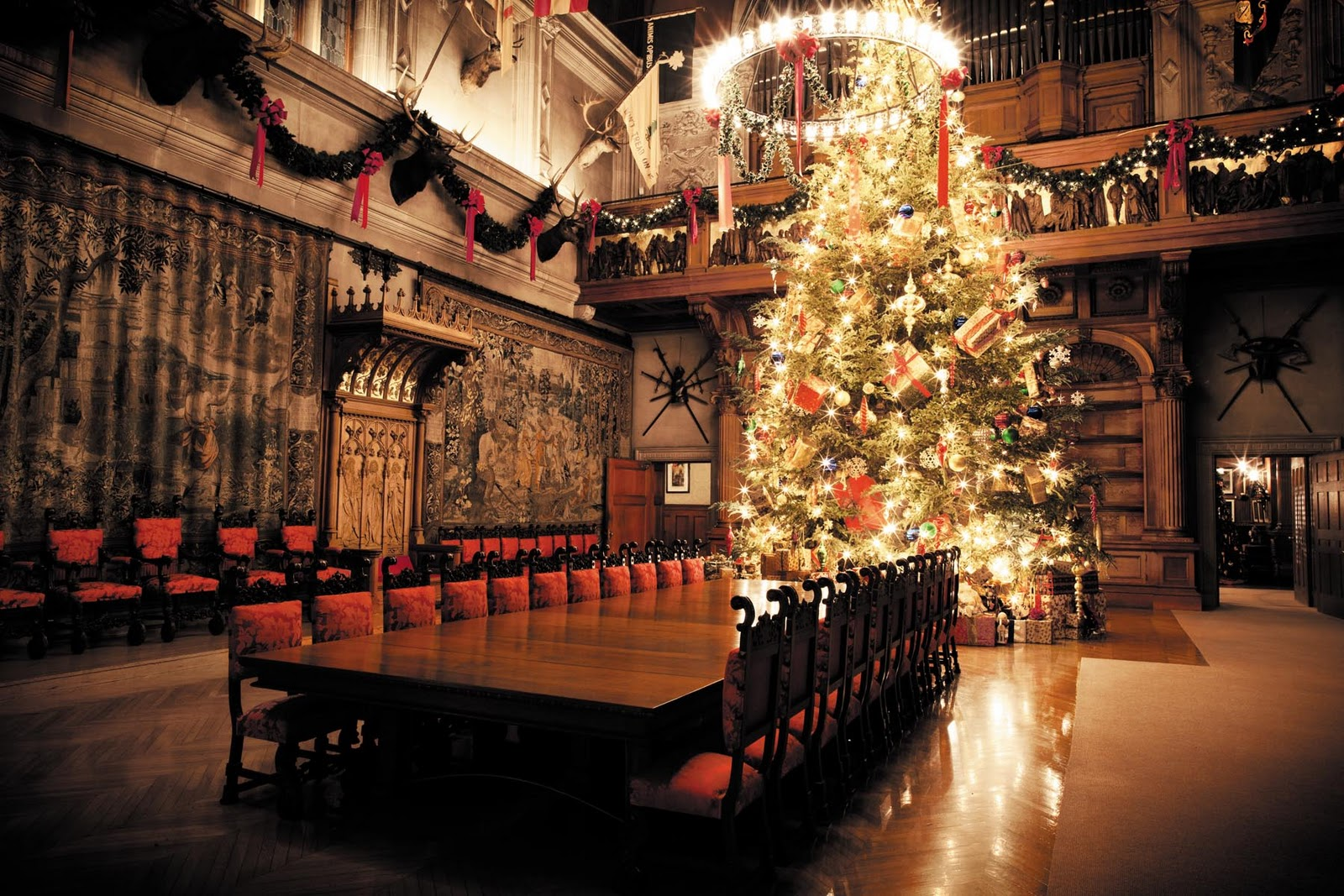 Hines Sight Blog Christmas Comes Early At The Biltmore