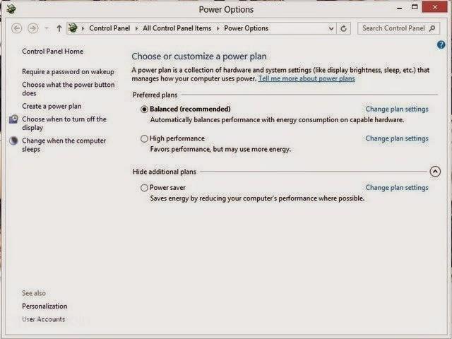 Tips atau Cara Menggunakan Power User Task Menu pada Windows 8 Bagi Pemula