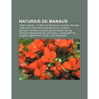 NATURAIS DE MANAUS