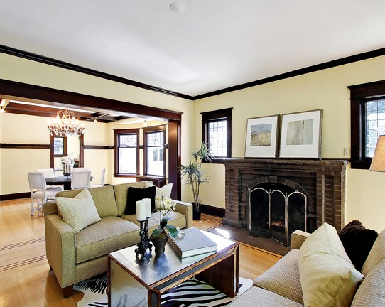 take the side street wood trim let 39 s give it some love. Black Bedroom Furniture Sets. Home Design Ideas