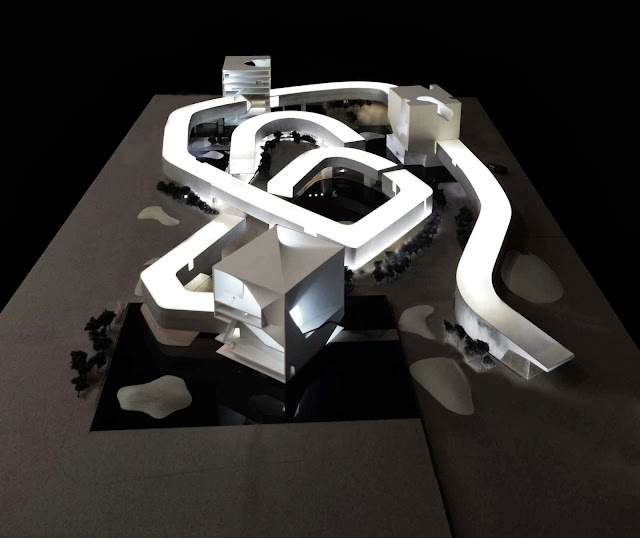 02-Steven-Holl-Wins-Qingdao-Culture-and-Art-Center-Competition
