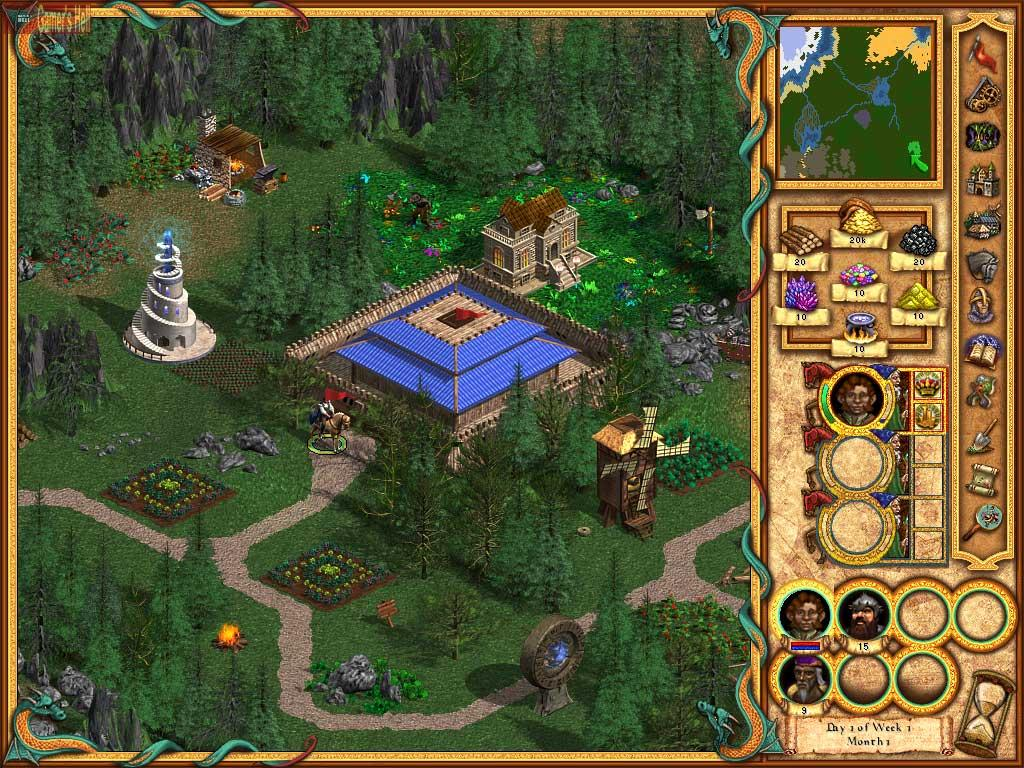 Heroes of might and magic iv википедия