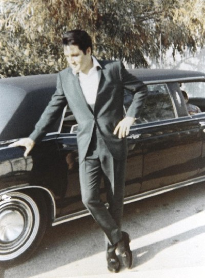 Chris Elvis Tribute Show Elvis Presley Cars