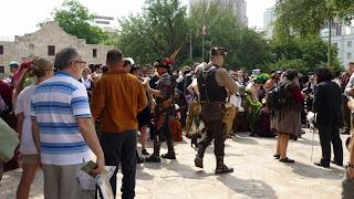 Alamo Gathering