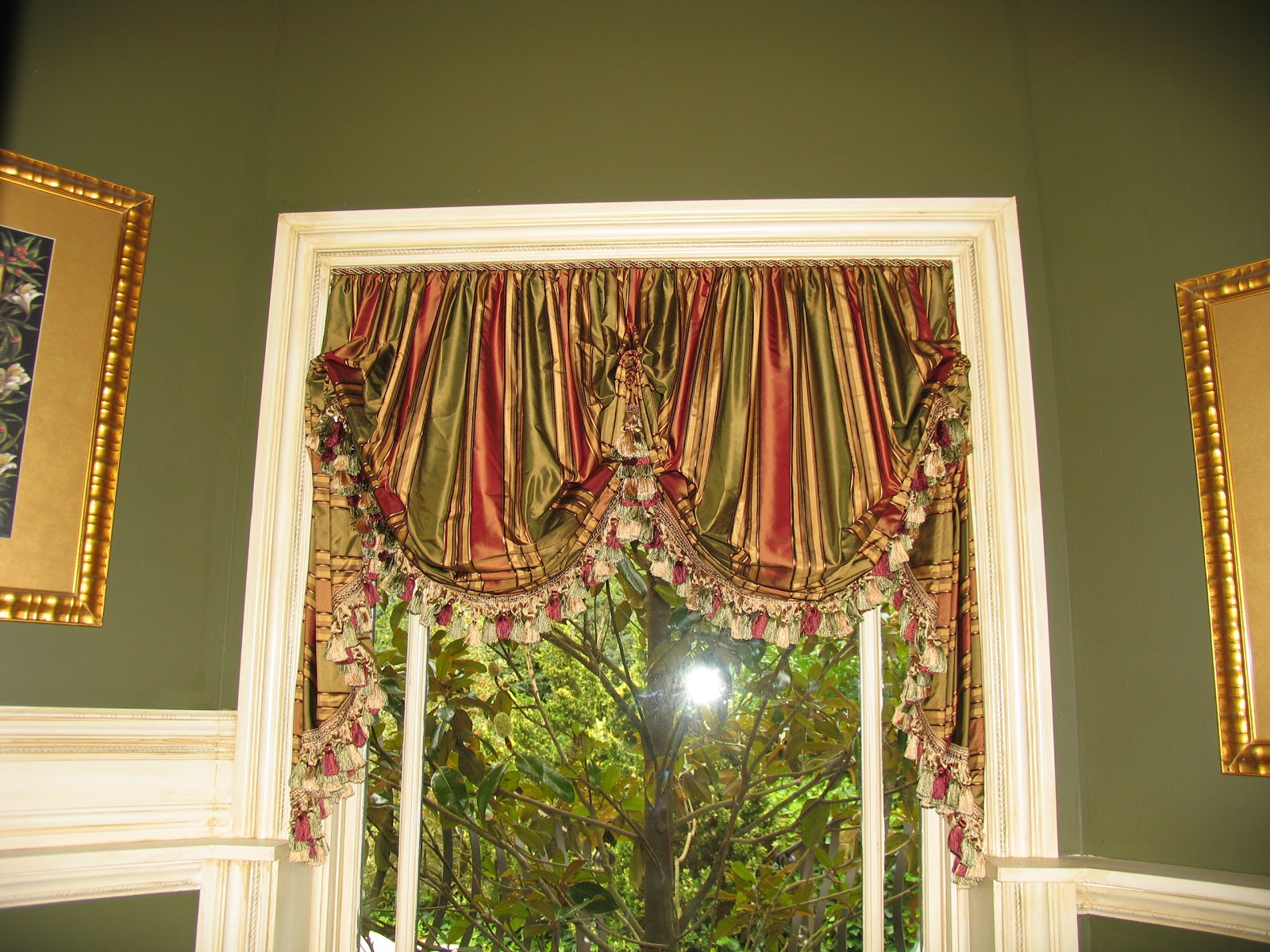 Balloon Valance Curtains Bing Images