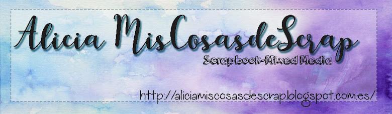 Alicia MisCosasdeScrap