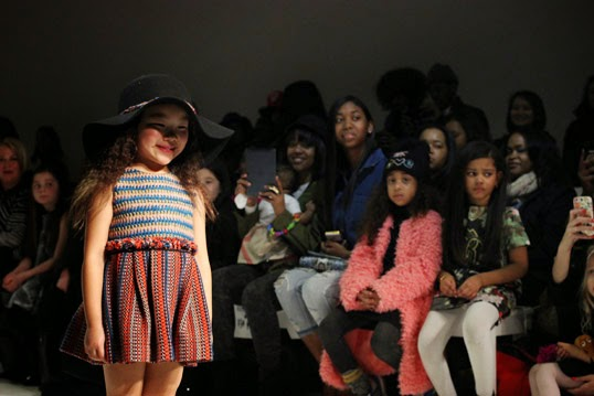 Chichi Mary | petitePARADE Fashion Show Fall 2015: Little Miss Galia model