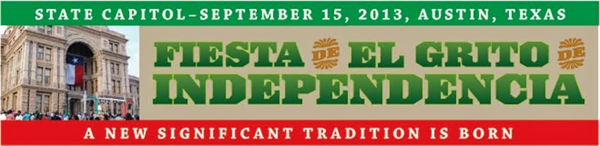 Austin's historic 2013 Texas Capitol Fiesta de Independencia celebration