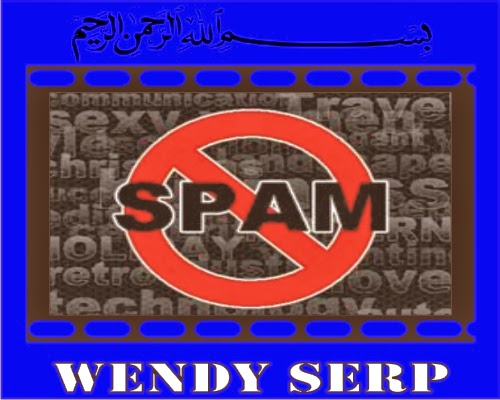 Pengetian Spam Wendy SERP