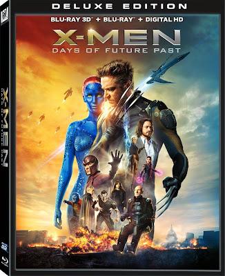 X-Men Days of Future Past 2014 720p BluRay