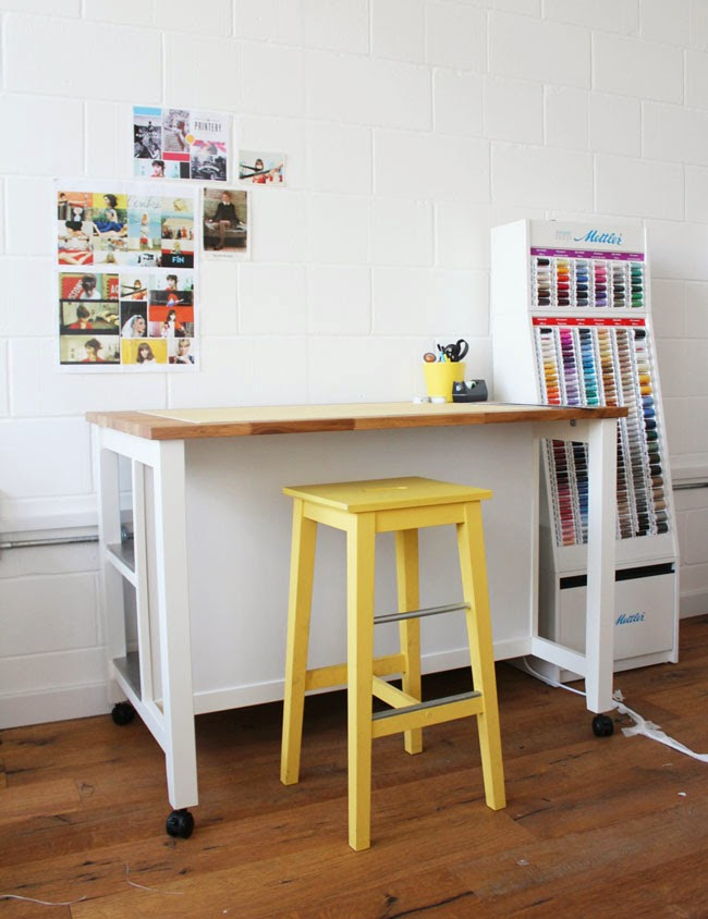 Cutting Table Hack
