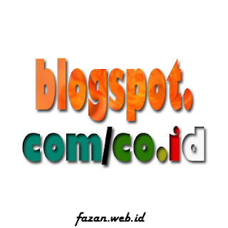 blogspot.co.id ke blogspot.com