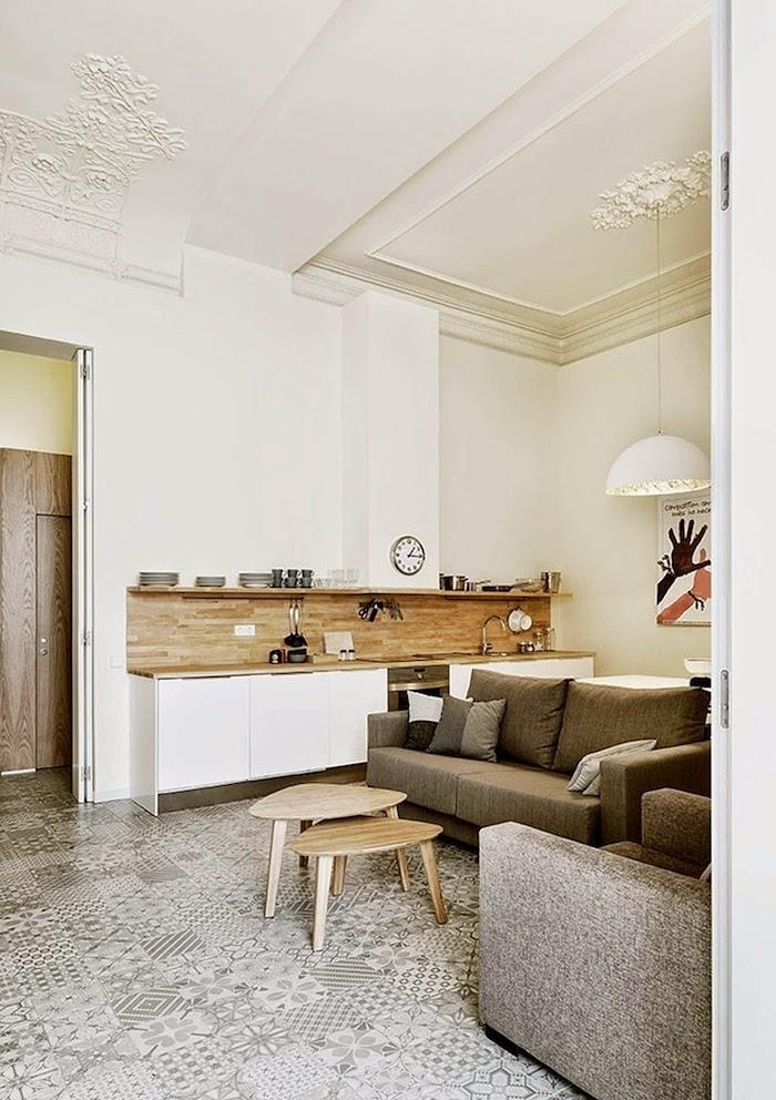 Lovenordic apartment in barcelona by intercon for Barcelona apartment