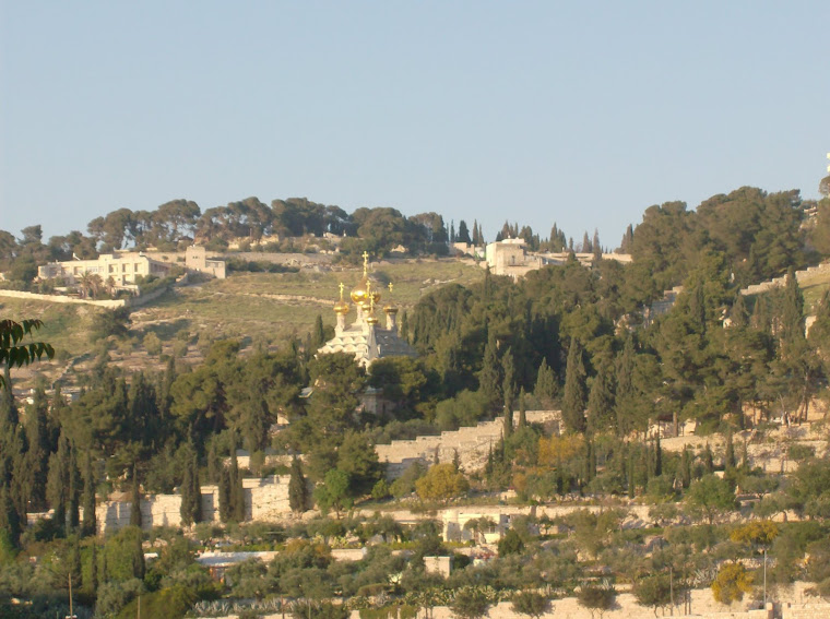 Mt of Olives