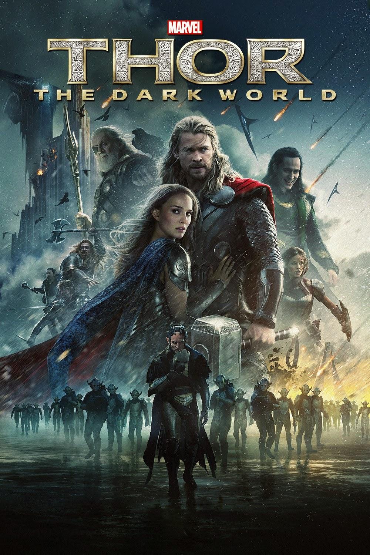 Thor: The Dark World (BRRip 1080p Dual Latino / Ingles) (2013)