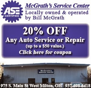 McGraths 20% Off