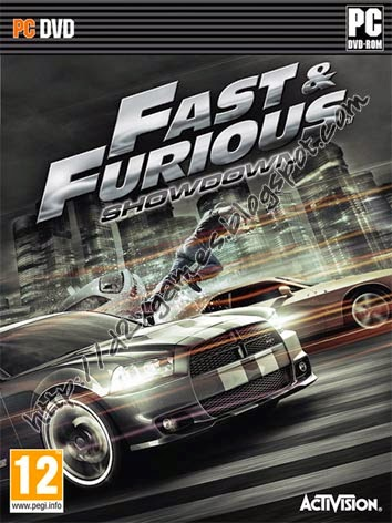 Free Download Games - Fast And Furious Showdown