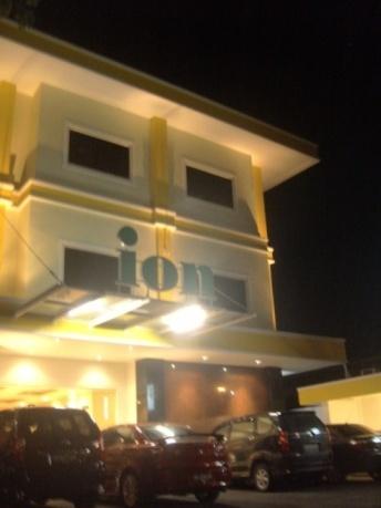 ION Hotel Padang hotel terbaik di dalam kota