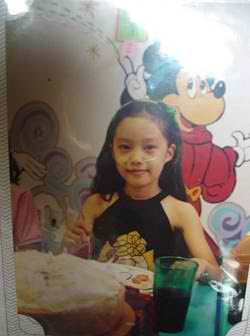 t-ara hyomin childhood photo