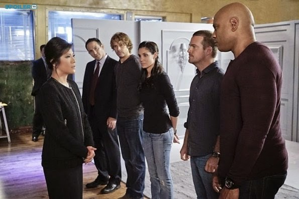 """NCIS: Los Angeles - In the Line of Duty - Review: """"The Good & the Bad"""""""