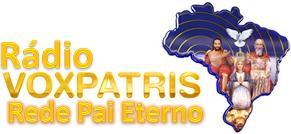 Rádio VoxPatrix - Rede Pai Eterno da Cidade de Brasília - Planaltina da Cidade de Goiás ao vivo