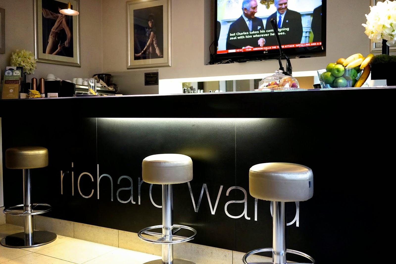 richard ward salon