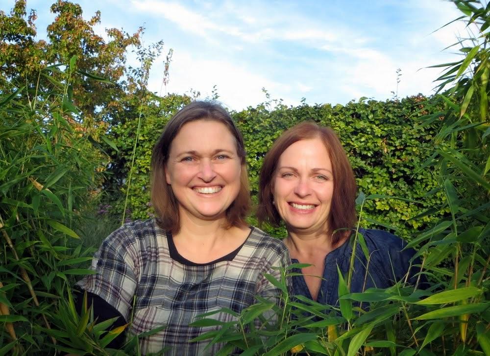 Välkommen till Vi tre & trädgårds blogg!