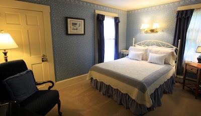 White Cedar Inn Capt Dan Room