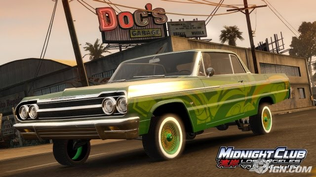 Midnight Club  Los Angeles Complete Edition Best Cars