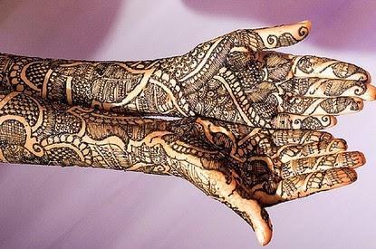 Tradition Of Mehndi