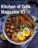 Kitchen of Tolik Magazine