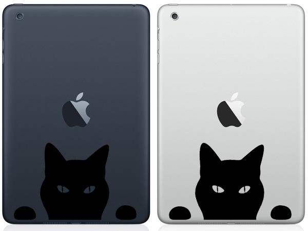 Cat iPad Mini Decals