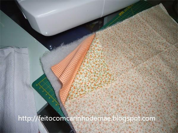 ordem dos tecidos para costurar