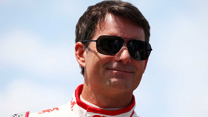 Meet #NASCAR Sprint Car Chase Driver Jeff Gordon