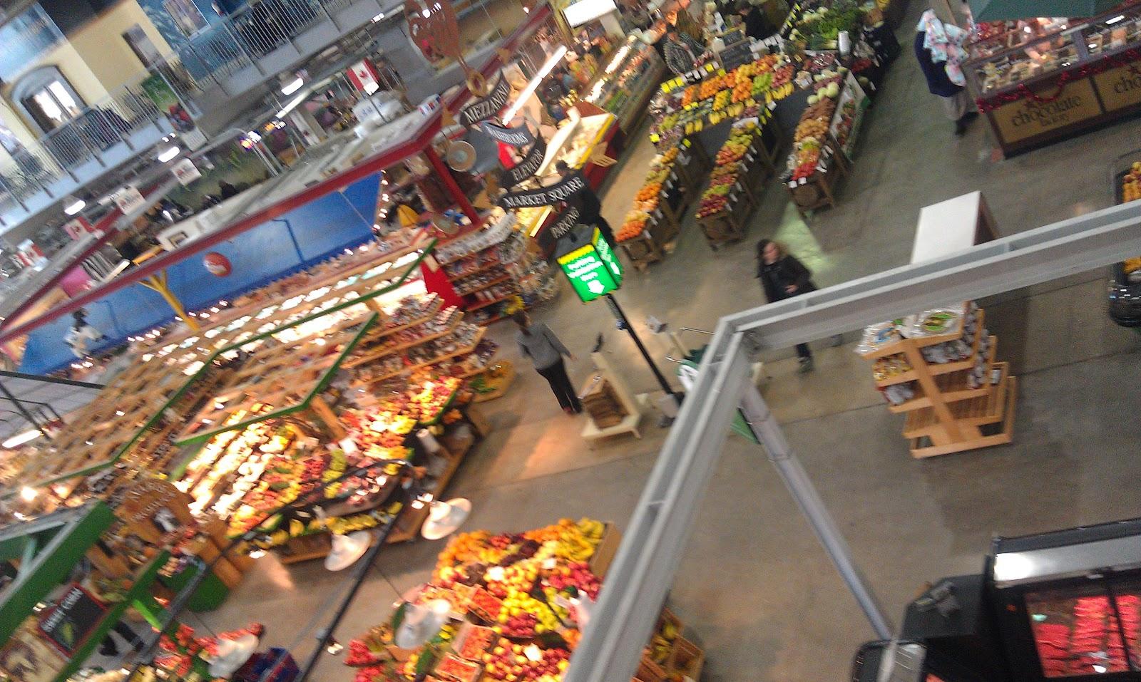 Peachgirl\'s food diary: Covent Garden Market - London, Ontario
