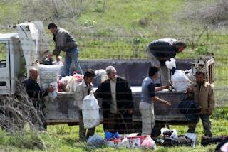 Clamor por sirios