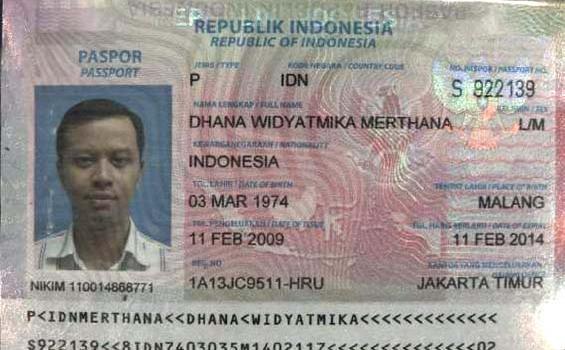Profil Dhana Widyatmika The Next Gayus