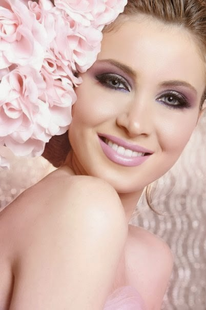 Wedding Eye Makeup Pink : Memorable Wedding: Using Pink Bridal Makeup on Your ...