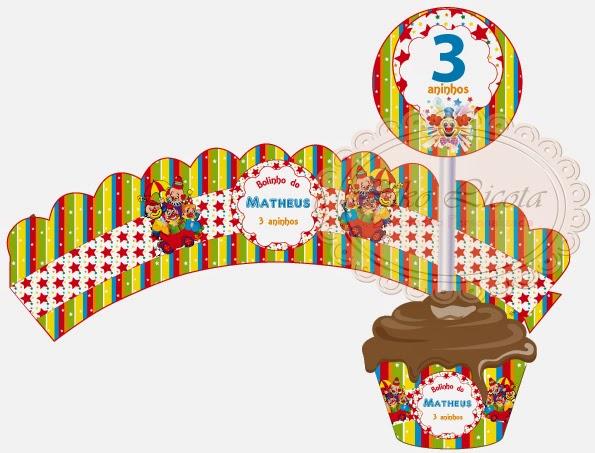 adesivo personalizado para festa infantil