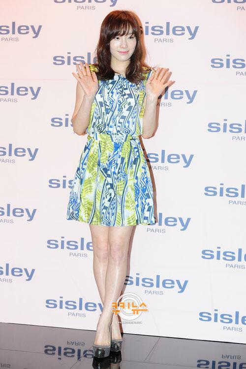Taeyeon @ Sisley New Product Launching Event Tumblr_m7npobxl0N1qc6cb5o1_500