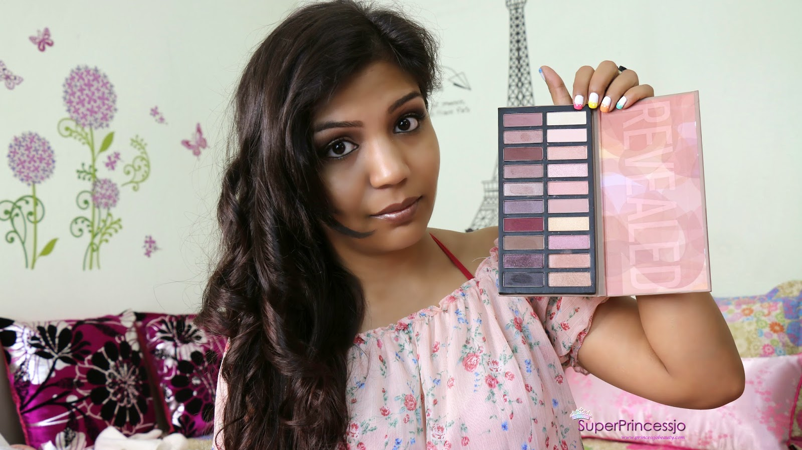 REVIEW COASTAL SCENTS REVEALED PALETTE DUPE FOR NAKED 1 NAKED 2