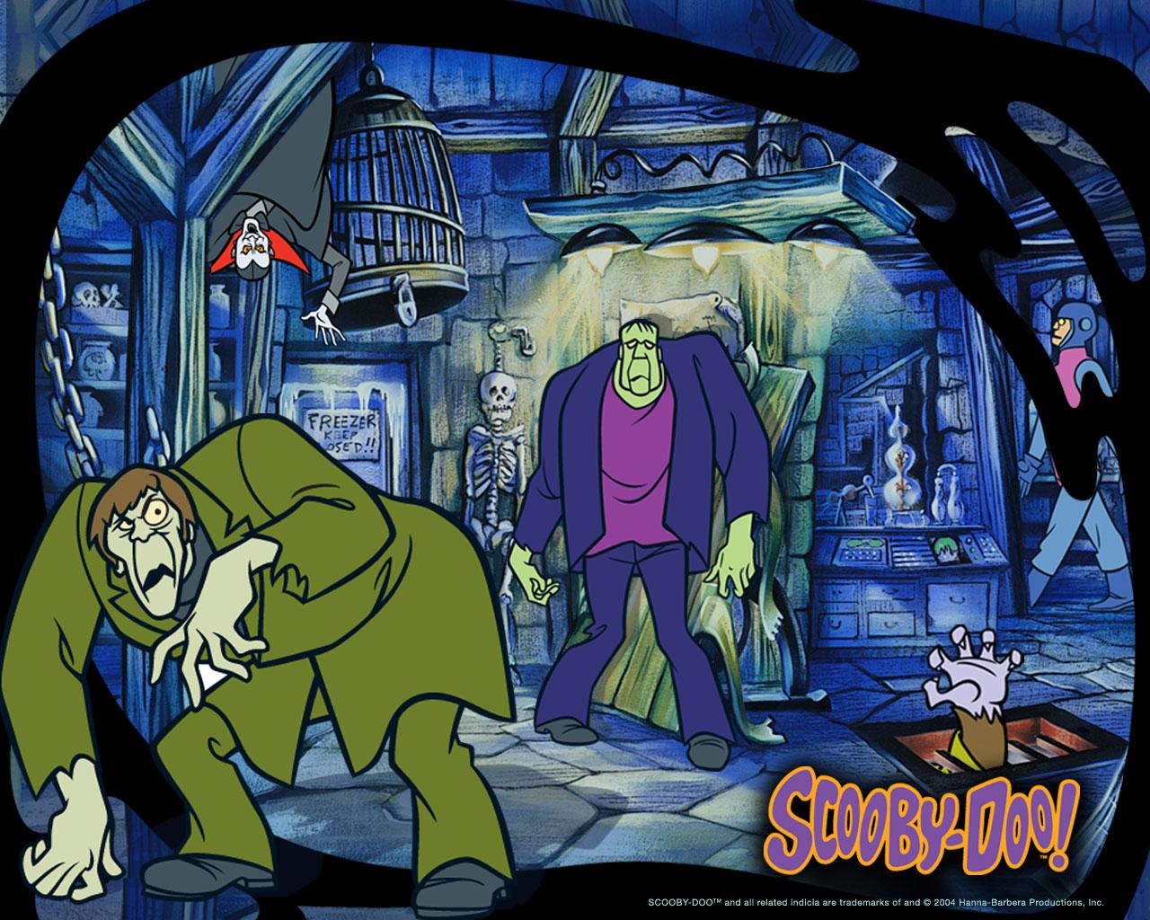 Scooby doo Wallpaper: Scooby Doo wallpaper