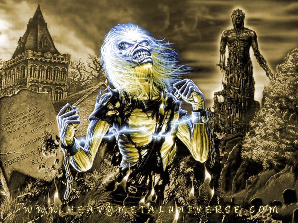 Free Wallpapers Collection: Iron Maiden Wallpapers Collection