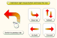 Best Firefox Addons mouse gestures