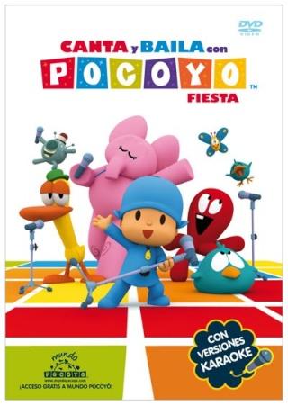 Pocoyo: Boo! (¡Qué Susto!) (2013)
