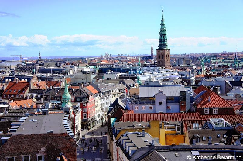 Rundetaarn Copenhagen Denmark