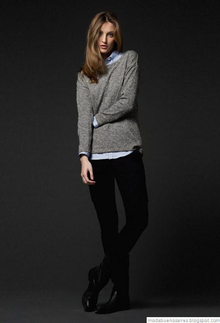 Giesso otoño invierno 2012. Moda invierno 2012. Blog de moda Argentina.