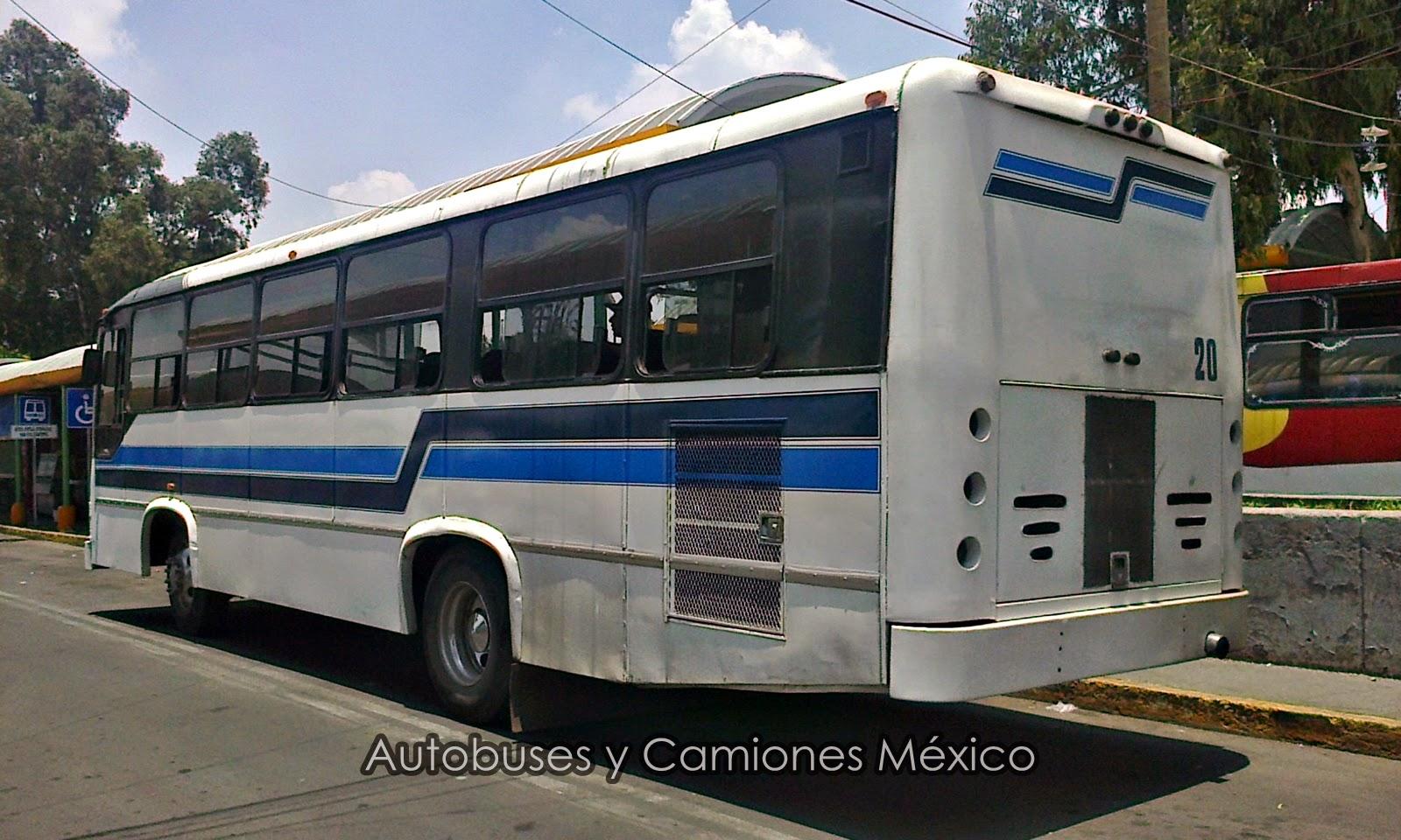 Autobuses y Camiones México : Camiones Estado de México 77. Parte 2