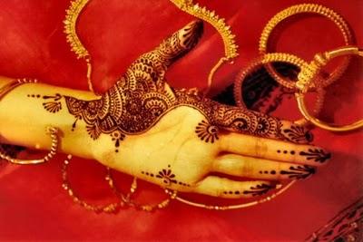 Mehndi For Teenage Girls : Mehndi style: arabic designs for eid