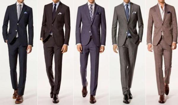 Según el color del traje, será más visualmente correcto elegir un color de zapatos u otro. No todo vale cuando se quiere dar una imagen seria o formal.